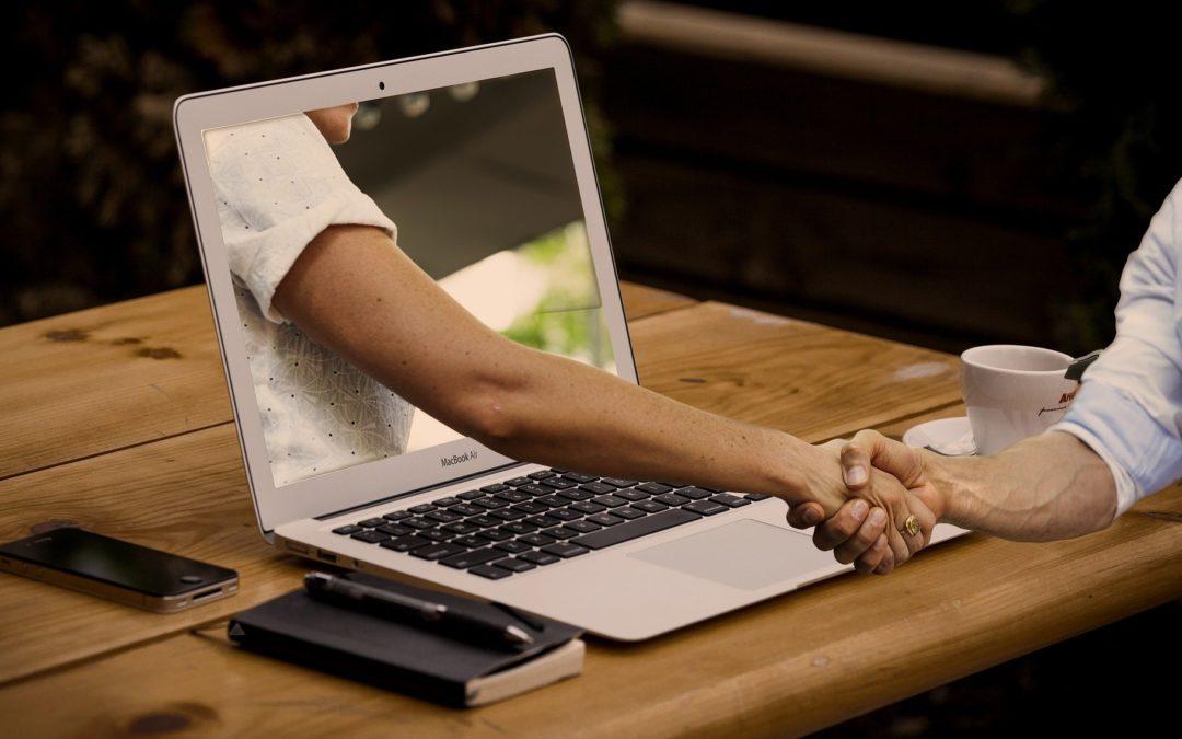 Nu ook online trainen en coachen mogelijk.